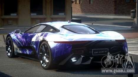 Jaguar C-X75 SP-U S8 for GTA 4