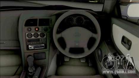 Nissan Skyline GT-R R33 [IVF] for GTA San Andreas