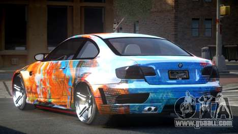 BMW M3 E92 US S3 for GTA 4