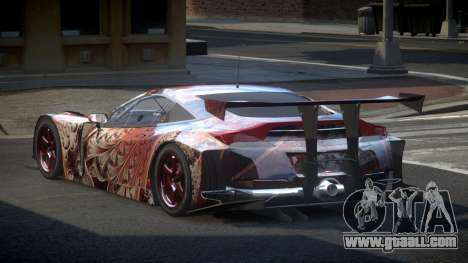 Honda HSV US S3 for GTA 4