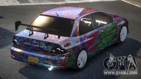 Mitsubishi Lancer VII PSI-U S4 for GTA 4