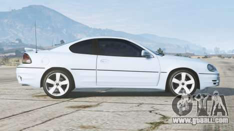 Pontiac Grand Am GT SC-T coupe 2003〡add-on
