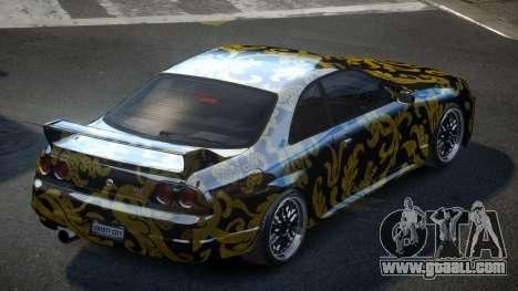Nissan Skyline R33 US S3 for GTA 4