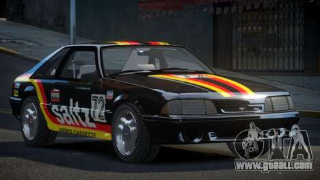 Ford Mustang SVT 90S S5 for GTA 4