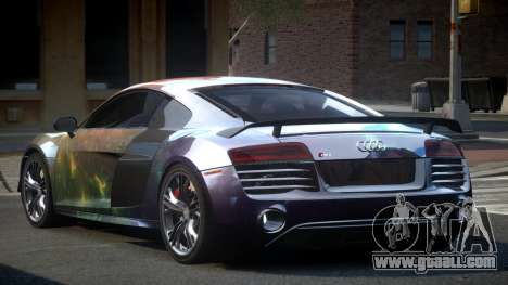 Audi R8 ERS S9 for GTA 4