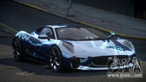 Jaguar C-X75 SP-U S4 for GTA 4