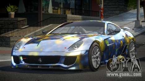 Ferrari 599 BS-U-Style S10 for GTA 4