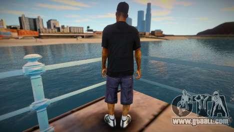 Howard v1 for GTA San Andreas