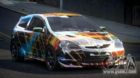Honda Civic U-Style S8 for GTA 4