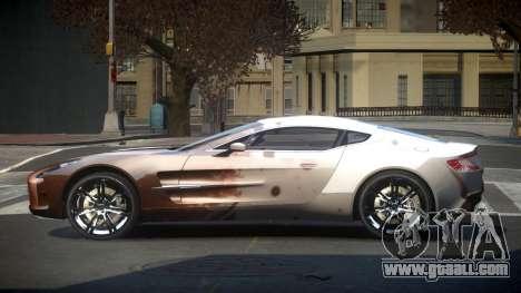 Aston Martin BS One-77 S2 for GTA 4