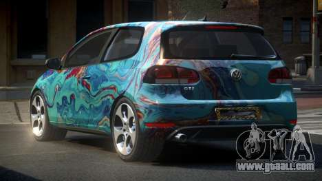 Volkswagen Golf GST S9 for GTA 4