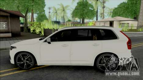 Volvo XC90 T8 2017 for GTA San Andreas