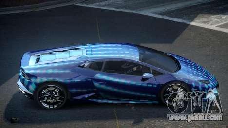 Lamborghini Huracan GST S5 for GTA 4