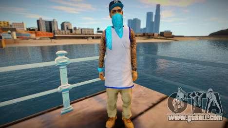 Gangsta latinos v1 for GTA San Andreas