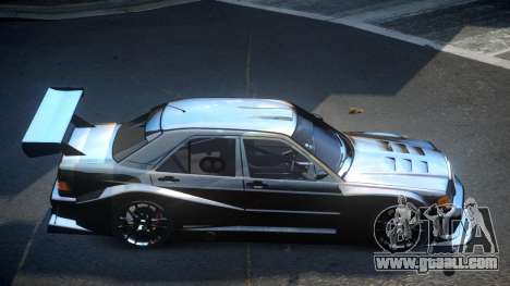 Mercedes-Benz 190E GST-U S2 for GTA 4
