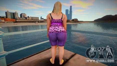 New CJ Girlfriends 2021 - Denise for GTA San Andreas