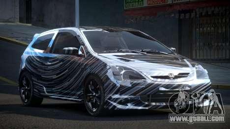 Honda Civic U-Style S6 for GTA 4