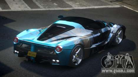 Ferrari LaFerrari PSI-U S7 for GTA 4