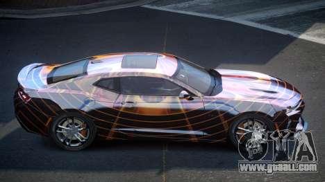 Chevrolet Camaro GS-R S9 for GTA 4