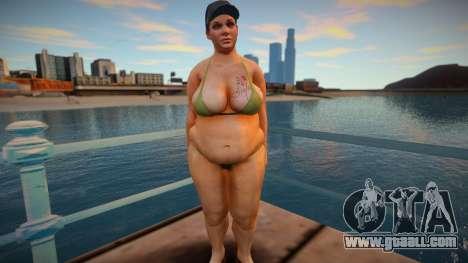New CJ Girlfriends 2021 - Michelle for GTA San Andreas