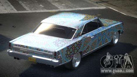 Chevrolet Nova PSI US S5 for GTA 4