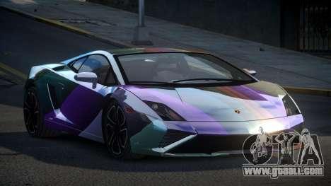 Lamborghini Gallardo IRS S3 for GTA 4