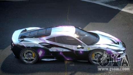 Ferrari F8 BS-R S7 for GTA 4