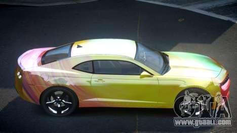 Chevrolet Camaro BS-U S5 for GTA 4