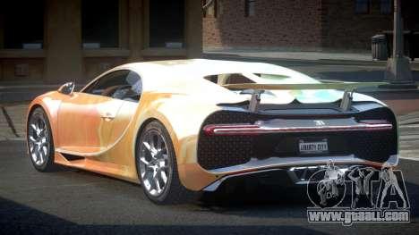 Bugatti Chiron BS-R S10 for GTA 4