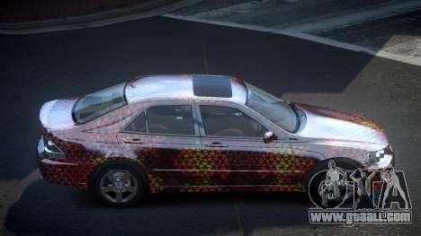 Lexus IS300 U-Style S3 for GTA 4