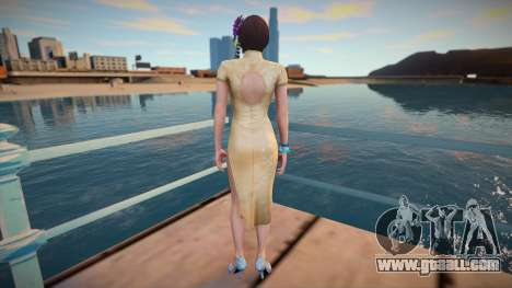 Ada Wong EX2 for GTA San Andreas