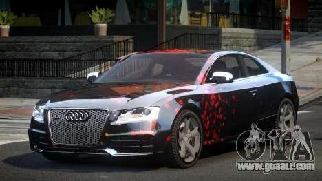 Audi RS5 BS-U S1 for GTA 4