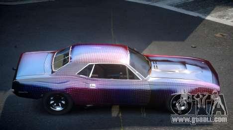 Plymouth Cuda SP Tuning S7 for GTA 4