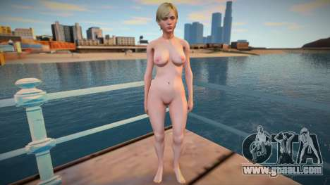 Sherry Nude skin for GTA San Andreas