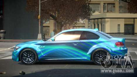 BMW 1M E82 SP Drift S3 for GTA 4