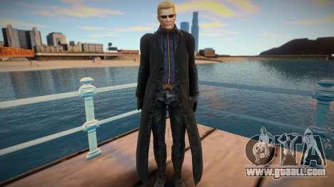 Albert Wesker From Marvel Vs Capcom 3 for GTA San Andreas