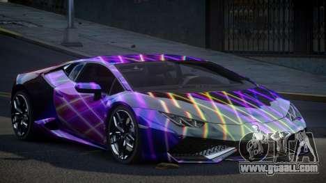Lamborghini Huracan GST S9 for GTA 4