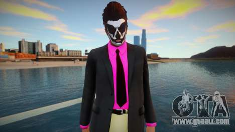 Guy 48 from GTA Online for GTA San Andreas