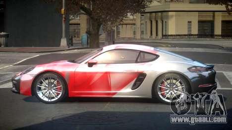 Porsche 718 U-Style S6 for GTA 4