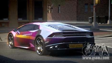 Lamborghini Huracan LP610 S8 for GTA 4