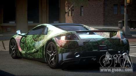GTA Spano BS-U S5 for GTA 4