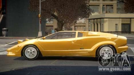 Lamborghini Countach GST-S for GTA 4