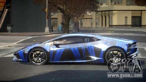Lamborghini Huracan LP610 S4 for GTA 4