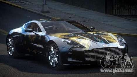 Aston Martin BS One-77 S9 for GTA 4