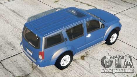 Nissan Pathfinder (R51) 2010
