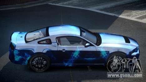 Shelby GT500 GST-U S9 for GTA 4