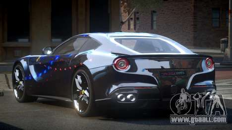 Ferrari F12 BS Berlinetta S4 for GTA 4