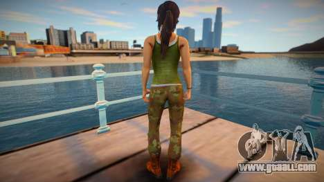TOMB RAIDER: Lara Croft for GTA San Andreas