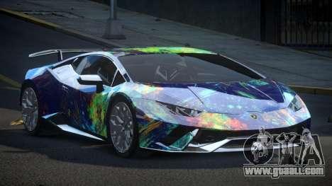 Lamborghini Huracan BS-Z S4 for GTA 4