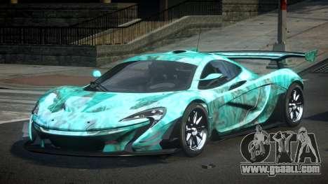 McLaren P1 GST Tuning S4 for GTA 4